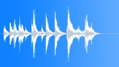 METAL, TUMBLE - sound effect