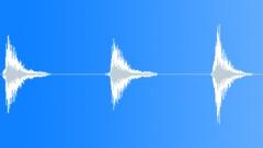 Cartoon drum hits - sound effect