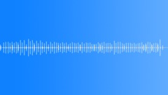 NOISEMAKER, SLAPSTICK - sound effect