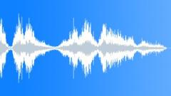 MUTANT, GROWL Sound Effect