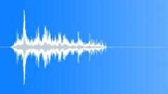 PAPER, CRUMPLE - sound effect
