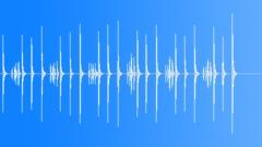 PERCUSSION, BONGOS - sound effect