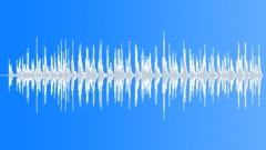 PERCUSSION, FINGER DRUM - sound effect