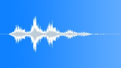 PERCUSSION, RAIN STICK - sound effect