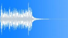 PERCUSSION, TIMPANI - sound effect