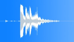 PLASTIC, CRASH - sound effect