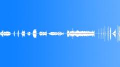 PLASTIC, SCRATCH - sound effect