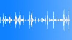 TUNING, CLOCK RADIO Sound Effect