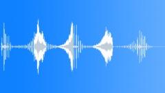 RAT, LARGE - sound effect