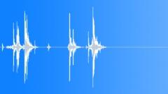 RIFLE, FOLEY - sound effect