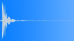 ROCK, HIT - sound effect
