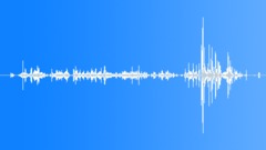 ROCK, SCRAPE - sound effect