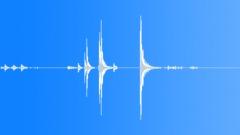 SAFETY DEPOSIT BOX - sound effect