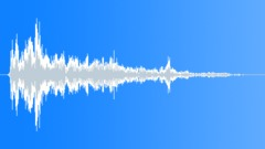 SCI FI, EXPLOSION - sound effect
