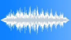 SCI FI, WHOOSH REVERB Sound Effect