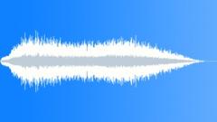 SCI FI, WHOOSH SCRAPE - sound effect