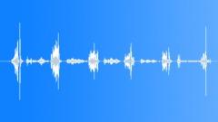 SCISSORS, HAND - sound effect