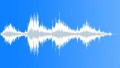 SCRAPE, CANOE - sound effect