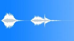 SHUTTER, METAL - sound effect