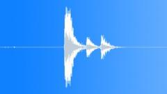 SHUTTER, WOOD - sound effect