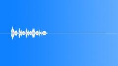 SIGNALS, GOOSE HORN Sound Effect