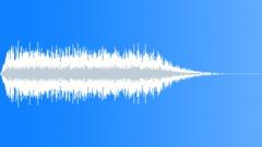 SPACE SHIP, EXTERIOR - sound effect