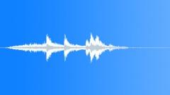 STALL, GATE, METAL - sound effect