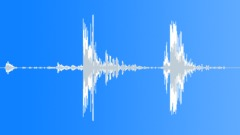 STOVE, ANTIQUE - sound effect