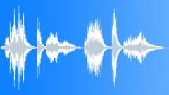 STRINGS, SCRAPE - sound effect