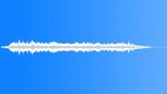 SWEEP, METALLIC - sound effect