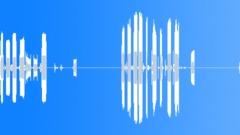 TELEPHONE, CORDLESS Sound Effect