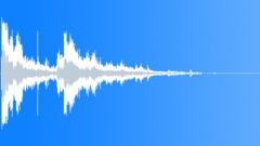 TELEVISION, SMASH - sound effect