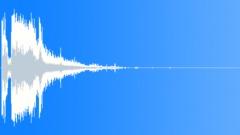TELEVISION, CRASH Sound Effect