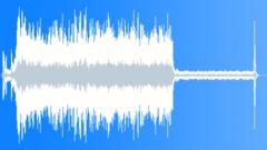 TOILET, MACERATING Sound Effect