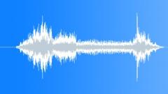 TOY, ROBOT - sound effect