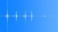 TOY, WIND UP - sound effect