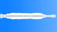 TRUCK, CARGO VAN - sound effect