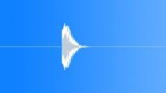 TRUCK, HOOD - sound effect