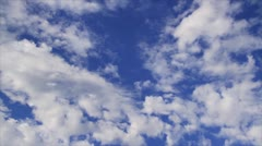 Timelapse Clouds Loop 01 Stock Footage