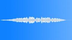 WASH, EERIE Sound Effect