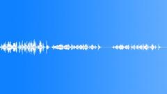 WATER, OOZE Sound Effect