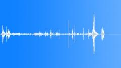 WATER, SEWAGE Sound Effect