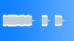WHISTLE, TUBE - sound effect