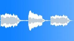WHISTLE, STEAM Sound Effect