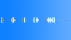 WINDOW, KNOCK - sound effect