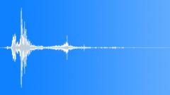 WOOD, DROP Sound Effect