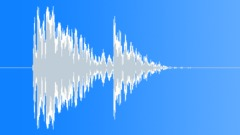 WOOD, DROP - sound effect