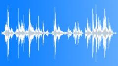 WOOD, SHUFFLE - sound effect
