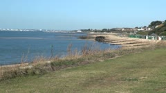 Lee on Solent Stock Footage
