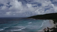 Beach  Raw  5D Mark II Stock Footage